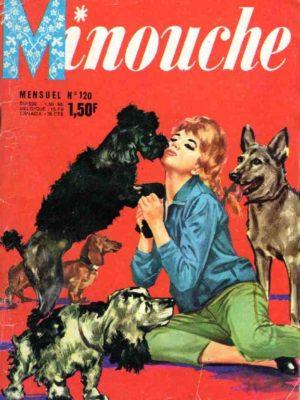 MINOUCHE n°120 Le nouveau médecin (IMPERIA 1972)