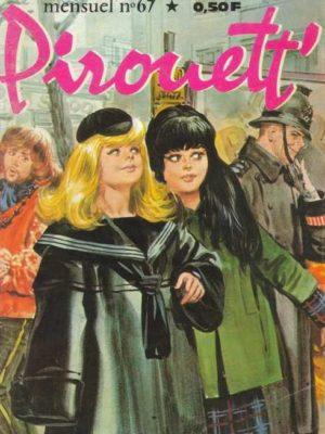 PIROUETT N°67 Complice ou victime – IMPERIA 1968
