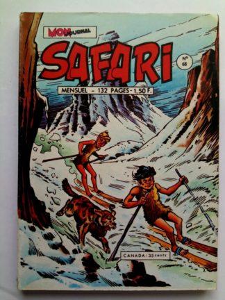 BD SAFARI N°65 - Mon Journal