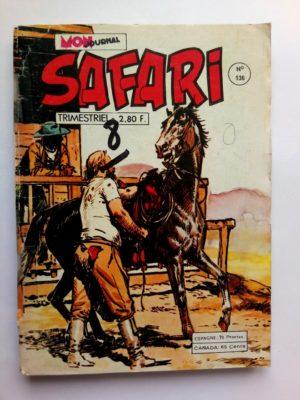 SAFARI (Mon Journal) N°136 Katanga JOE – La ville des trois blancs