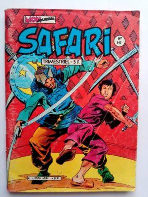 SAFARI (Mon Journal) N°147 TIKI – L'appel de la jungle