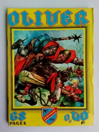 OLIVER N°165 IMPERIA 1965 : Marins d'eau douce - Le moulin