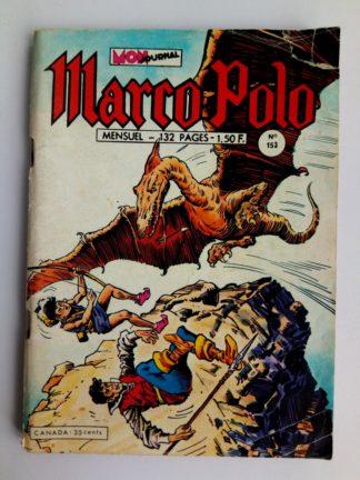 BD MARCO POLO N° 153 MON JOURNAL 1972 : L'île des oiseaux tueurs