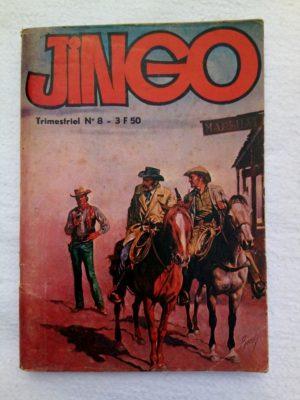 JINGO (Jeunesse et Vacances) N° 8 Le bouc émissaire