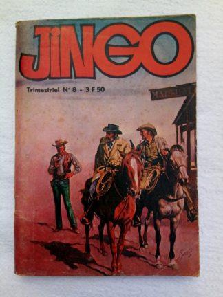 JINGO (Jeunesse et Vacances) N°8 - Le bouc émissaire