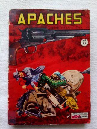 APACHES (Mon Journal) N° 23