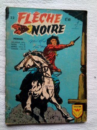 FLECHE NOIRE (AREDIT) N°22 Les deux copains