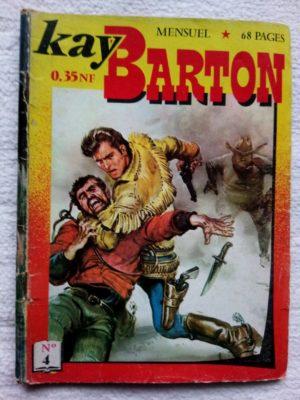 KAY BARTON (IMPERIA) N° 4 Lequel des deux