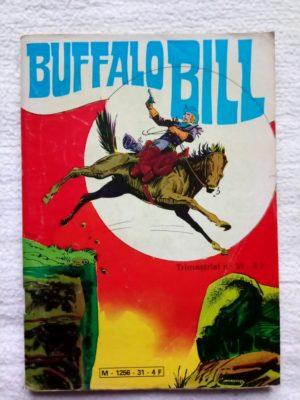 BUFFALO BILL N°31 La résurrection (Jeunesse et Vacances 1981)