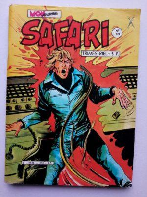 SAFARI (Mon Journal) N°151 FLASH Spécial – La toute dernière seconde