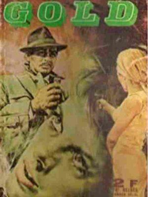 GOLD N°5 La conscience (Editions de Poche 1971)