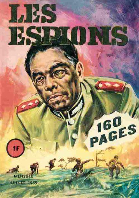 les espions 3 - bd guerre