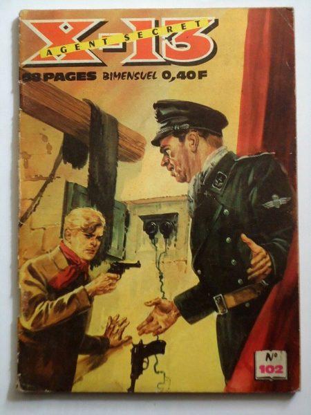 X13 AGENT SECRET N°102 - Médecins de campagne - IMPERIA 1965