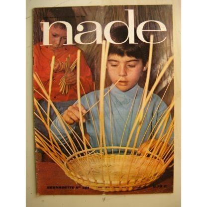 NADE (Bernadette) n°301 (15 janvier 1967) Les jumelles (Janine Lay) Pierre Lacroix -