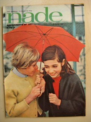 NADE N°307 (26 février 1967) Les jumelles – Les poupées Danoises (Janine Lay)