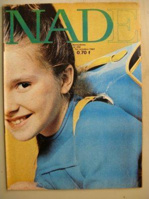 NADE N°338 (1er octobre 1967) Les jumelles –Le collier de Mimout (Janine Lay)