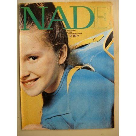 NADE (Bernadette) n°338 (1er octobre 1967) Les jumelles (Janine Lay) Bernard Dufossé - Claude Henri