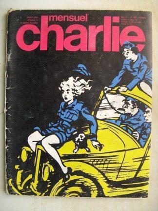 CHARLIE MENSUEL N°100 (1977) - Ceux-là (Pichard) / Jane / Hunors (Montellier) / L'agnone (Buzelli)