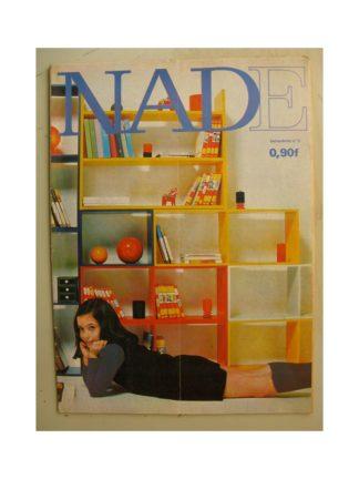 NADE (Bernadette) n°3 (19 janvier 1969) Les jumelles et Marie-Pia (Janine Lay) Les Camberabero (Rugby landais)