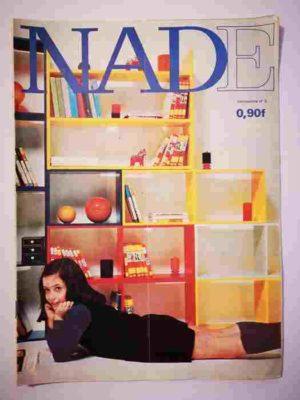 NADE N°3 (1969) Les jumelles et Marie-Pia (Janine Lay)