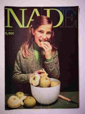 NADE N°5(1969) Les jumelles et Marie-Pia (Janine Lay)