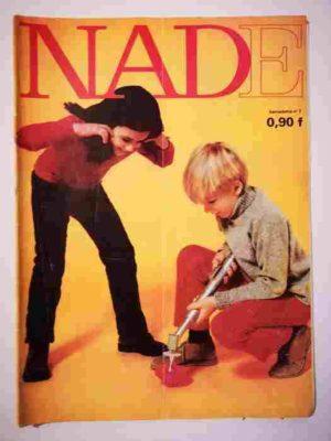 NADE N°7(1969) Les jumelles et le petit Navire (Janine Lay)
