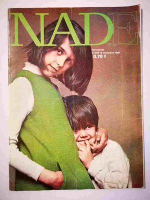 NADE N°344 (1967) Les jumelles – Le collier de Mimout (Janine Lay)