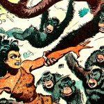 Une aventure de Durga Rani, reine des jungles par Pellos