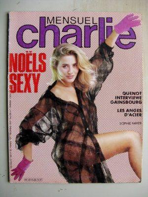 CHARLIE MENSUEL N°31 (1984) Les fantasmes de Zoé (Mellot) Les anges d'acier (De la Fuente) Tapis magique (Naze)