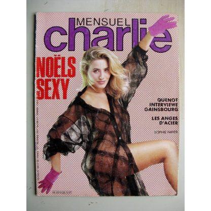 CHARLIE MENSUEL N°32 (1984) Les fantasmes de Zoé (Mellot) Les anges d'acier (De la Fuente) Tapis magique (Naze)