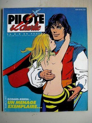 PILOTE ET CHARLIE N°3 (1986) Ribera - Goard - Pognon's Story (Dimitri) Krane le guerrier (Patrito) Les Marx Brothers (Lesueur)