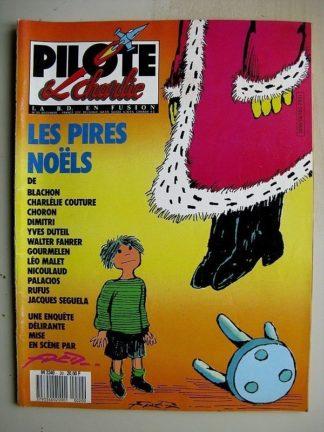PILOTE et CHARLIE N°20 (1987) La rançon (Eugenio Sicomoro) Dans l'enfer de l'enfer (Luc Cornillon) Lucky luke a 40 ans