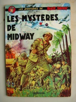 Buck Danny - 2 - Les Mystères de Midway (Dupuis 1966)