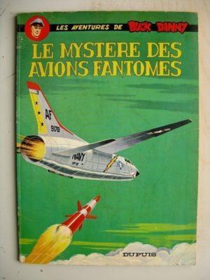 Buck Danny - 33 - Le Mystère des avions Fantômes (Dupuis 1966) Edition Originale (EO)