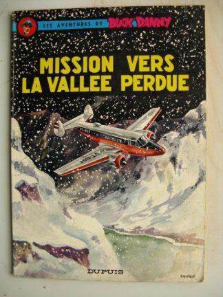 Buck Danny - 23 - Mission vers la vallée perdue (Dupuis 1966)