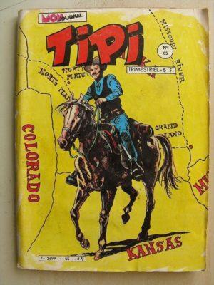 TIPI N°65 (Mon Journal 1983)