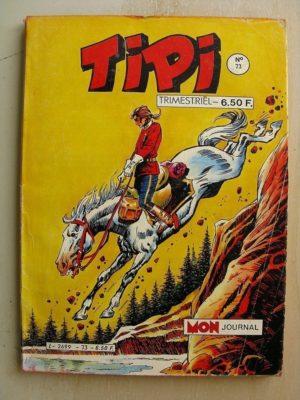TIPI N°73 (Mon Journal 1985)