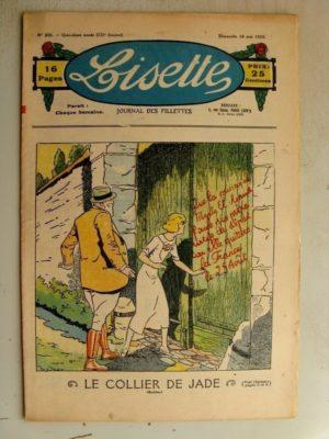 LISETTE n°20 (19 mai 1935) Le collier de Jade (Louis Maîtrejean) Catherine et ses oies (Madeleine Léonce Petit)