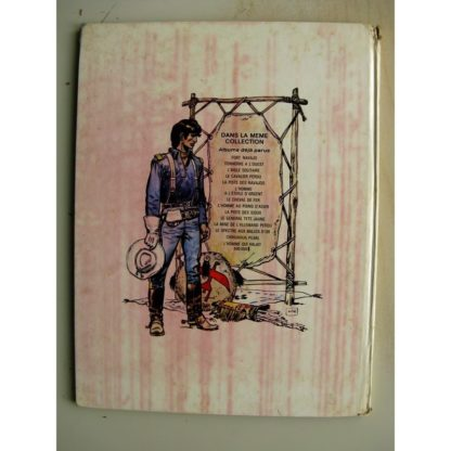 BLUEBERRY L'homme qui valait 500 000 dollars (Charlier - Giraud) Dargaud 1973 Edition Originale EO