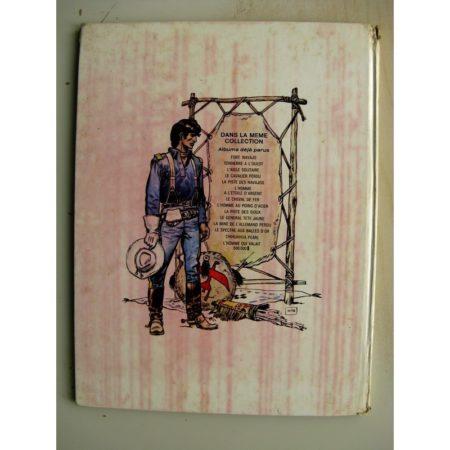 BLUEBERRY L'homme qui valait 500 000 dollars (Charlier - Giraud) Dargaud 1973 Edition Originale EO