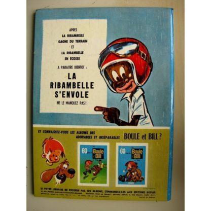 LA RIBAMBELLE EN ECOSSE - ROBA / VICQ DUPUIS 1966 EO