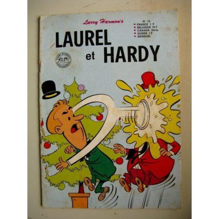 LARRY HARMON'S - LAUREL ET HARDY - Joyeux Réveillon - Le masque d'Argent ( Opera Mundi 1969)