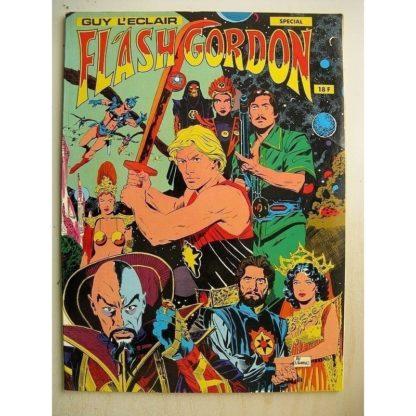 Guy l'éclair - Flash Gordon Spécial - Dynamisme Presse Edition 1980