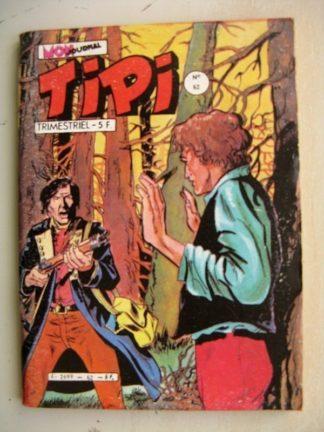 TIPI N°62 (Mon Journal 1983)