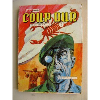 COUP DUR N°3 (Mon Journal 1973)