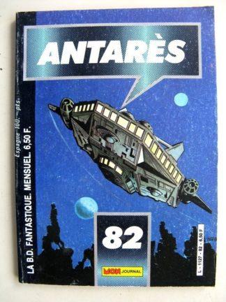 ANTARES N°82 - LE TEMPLE DU TIGRE