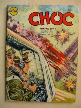 CHOC N°41Venge moi (Artima 1963)