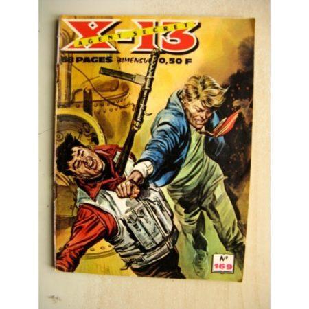 X13 AGENT SECRET N°169 (Impéria 1967)