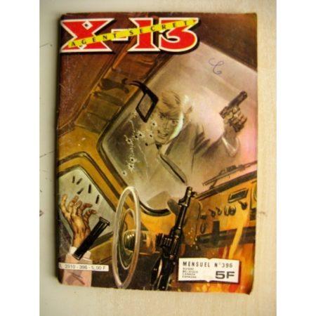 X13 AGENT SECRET N°396 (Impéria 1982)