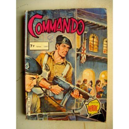 COMMANDO RECUEIL (269-270) Collection Héroïc AREDIT 1981